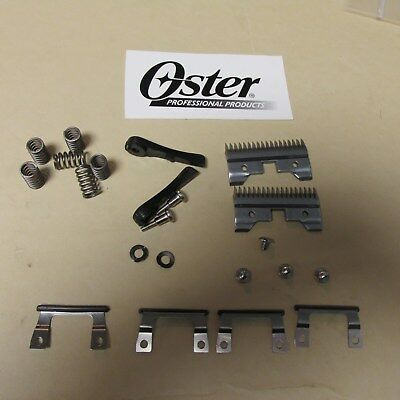 Oster Coarse 2-Cutter and Fast Feed Parts