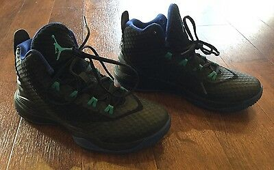 huge discount ee855 d79cc Nike Air Jordan Superfly 3 PO BG UK 5 Retro Rare- Used But Great Condition