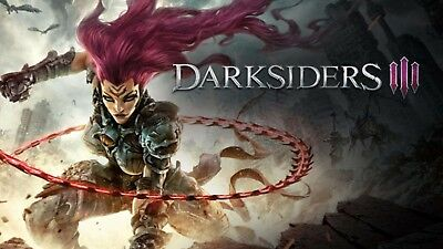 Darksiders 3 Deluxe Edition PC
