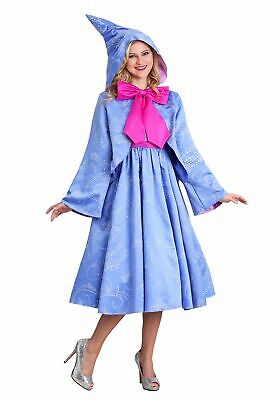 8dacbc56775 ADULT FAIRY GODMOTHER Costume - $79.99 | PicClick