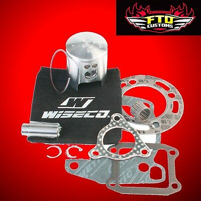 Wiseco PK1190 50.50 mm 2-Stroke Motorcycle Piston Kit with Top-End Gasket Kit