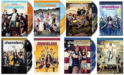 Shameless: The Complete Series Seasons 1-8, DVD SET, FREE SHIPPING, NEW.