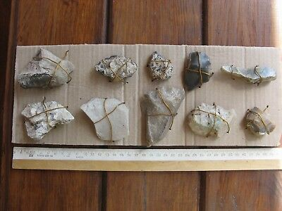 Collection of Stone Age Tools: Neolithic, Mesolithic, Paleolithic №2