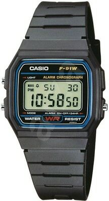 Genuine Casio Classic F91W-1 Wrist Watch for Men NEW with tags water resistant