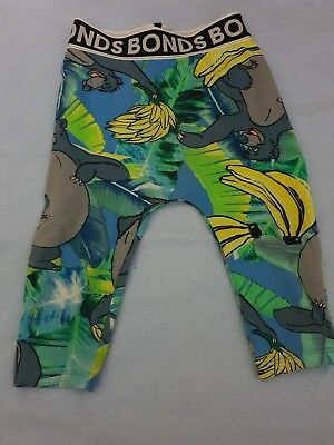 Bonds Baloo legging size 0