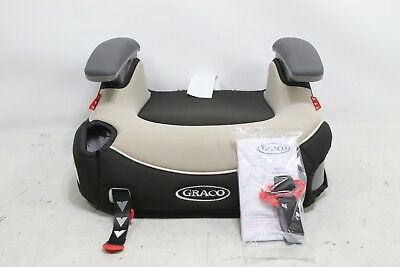 Graco Affix Backless Youth Booster Car Seat With Latch System Pierc