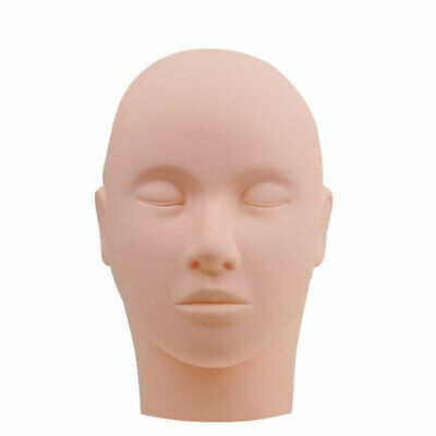 Make-up Practice Mannequin Head Hair Care Practise Display