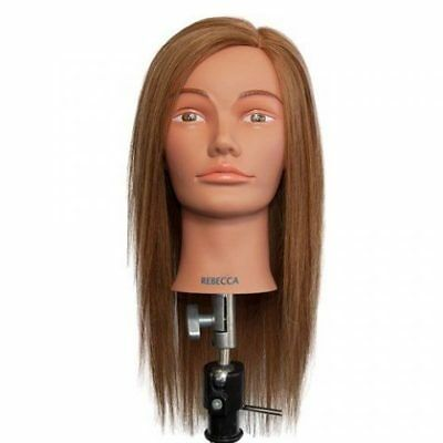 Dateline Professional Mannequins - Rebecca Hair Care Practise Display