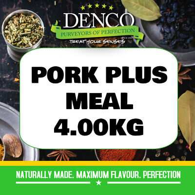Pork Plus Sausage Meal/Premix/Seasoning 4KG BAG Butchers/Chefs/Hunters