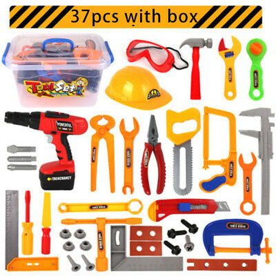 Simulated Repair Toys Builder Children Toolbox Gift For age 3-6 years Fashion