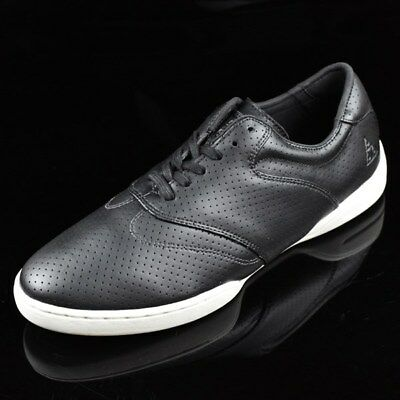 d4a9752c12 HUF MEN S DYLAN Rieder Shoes Black Perforated Bone White -  53.00 ...