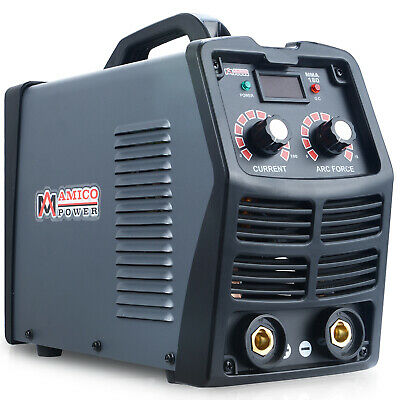 MMA-180, 180 Amp Stick Arc Inverter DC Welder, 120V & 240V Dual Voltage Welding