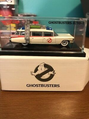 SDCC Comic Con 2010 Mattel Ghostbusters Ecto-1 Hot Wheels
