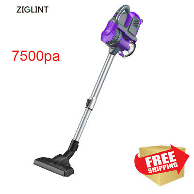 Portable Cordless Rechargeable Handheld Vacuum Cleaner Dust Cleaner 120W 7500PA