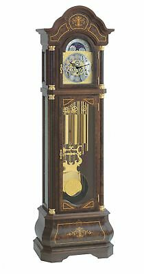 Grandfather clock walnut from Kieninger KN 0138-82-05 NEW