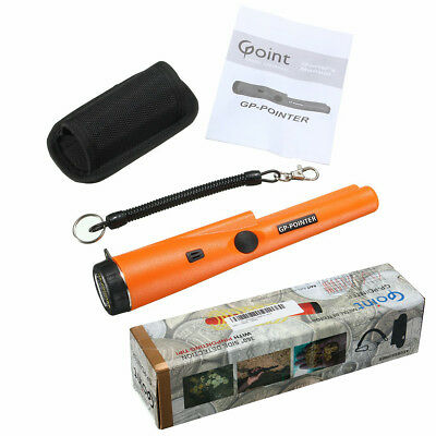 Automatic Pinpointer Metal Detector Waterproof Pro Pointer +Holster GP-Pointer H