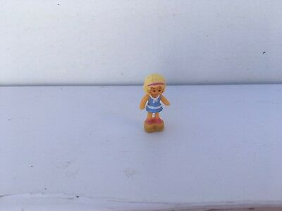 Vintage Polly Pocket Magical Swimabout Polly Replacement Figure Doll - Spare