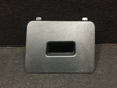 2008-2012 NISSAN ALTIMA COUPE Interior Fuse Box Panel Cover Lid Under Dash OEM