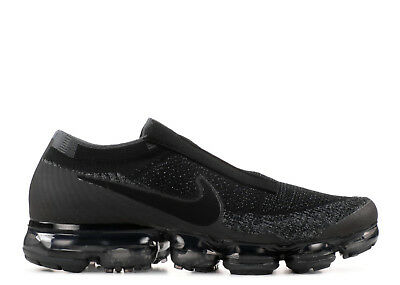 7744287341b NIKE AIR VAPORMAX SE Laceless Triple Black Size 13. AQ0581-001 1 90 ...