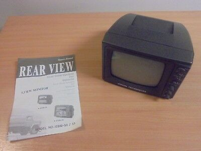 "New Vision Techniques 5.5"" rear view camera monitor EMB-50 / 55 for Truck / HGV"