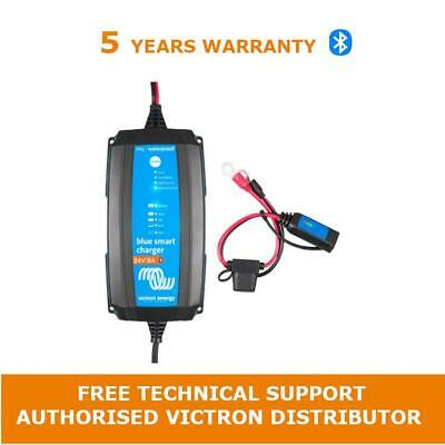 Victron Energy Blue Smart IP65 Battery Charger 24/8(1) 230V & Battery Indicator