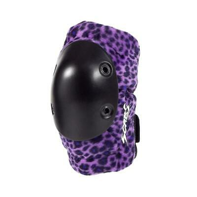 Smith Scabs Elbow Pad Leopard Purple