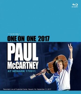 NEW PAUL McCARTNEY / ONE ON ONE AT NEWARK 170911(1BDR)##na