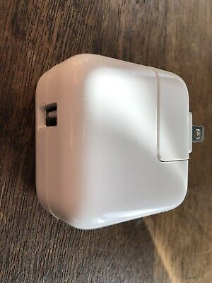 OEM Apple 10w USB Wall Charger  A1357   Authentic Apple !!!
