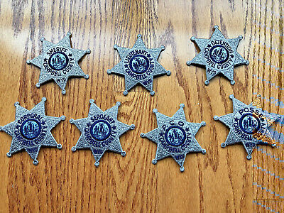 Campbell County Wyoming Patch Lot Sheriff Posse Lieutenant Sergeant Corporal PCO