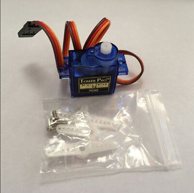 1PCS SG90 9G Micro Servo Motor For Robot RC Helicopter Airplane Controls Arduino
