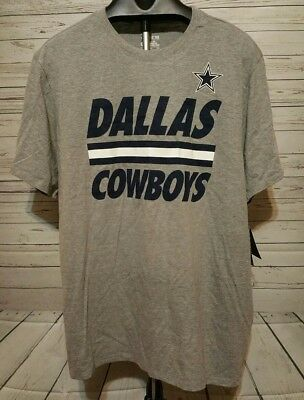 Dallas Cowboys Large Nike Shirt Tshirt Tee Nfl Football Mens New Athletic Cut