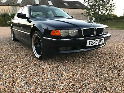 BMW 728i Auto 1999 E38 - Lovely Spec in Great Condition