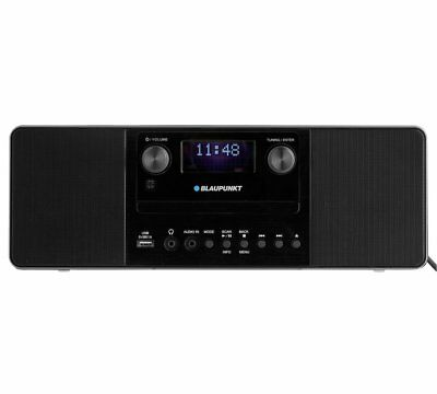 Blaupunkt All-in-One Wireless Micro System - Black