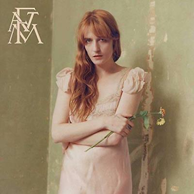 Florence + The Machine - High As Hope (UK IMPORT) CD NEW
