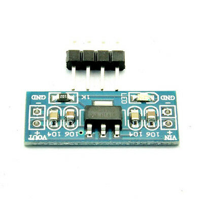 Power Supply Module AMS1117-3.3V 5.0V 1.2V 1.8V 1.5V 2.5V Step-Down Module