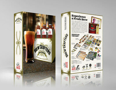 Brew Crafters - Strategy Boardgame