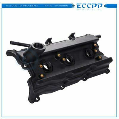 Left /& Right Engine Valve Cover with Gasket For Nissan 350Z Infiniti FX35 G35 M35 3.5L DOHC CNS Engine Parts