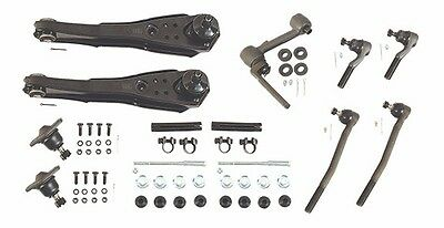 1968-1969 Ford Mustang Deluxe Front Suspension Kit for cars with Power Steering
