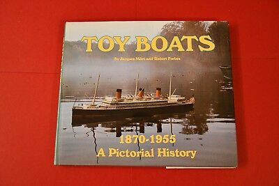 Buch Toy Boats 1870 -1955