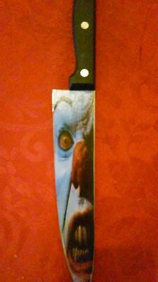 Pennywise butcher knife It horror Stephen King halloween