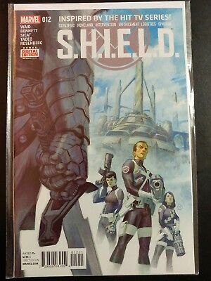 AGENTS of SHIELD #12 (MARVEL 2016 Comics) - VF/NM