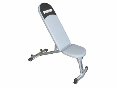 NEW Force USA Folding FID Bench with multiple settings. Incline, flat, decline.