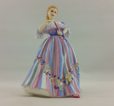 "8 1/2"" Royal Doulton Figurine Adornment HN 3015 Excellent Condition"