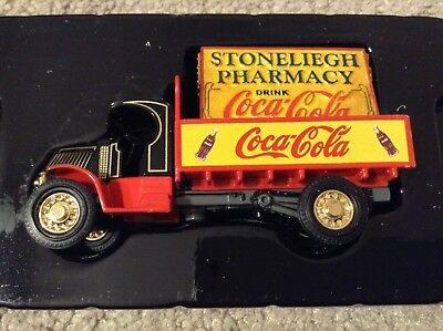 Matchbox Collectibles 1:43 Coca Cola Pharmacy Delivery Truck YPC03-M Yesteryear