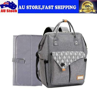 Large Capacity Baby Diaper Nappy Mummy Bag Backpack Multi-Function Hospital Bag