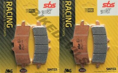 Triumph Daytona 675R 2013 Front Brake Pads SBS 841RS Race Sinter