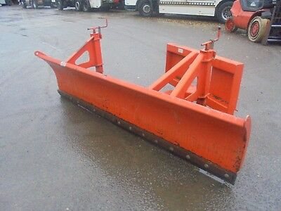 Used 8 Foot Snow Plough - Not Econ or Bunce