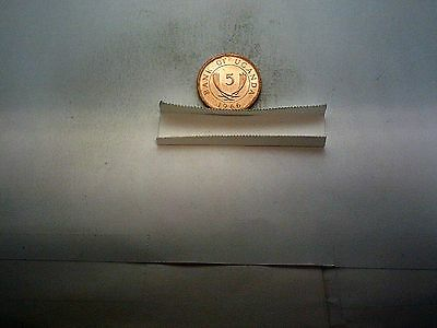 Old Uganda Coin - 1966 5 Cents - Brilliant Uncirculated