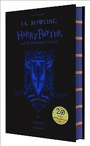 Harry Potter and the Philosopher's Stone : Ravenclaw Edition; Black and Blue,...