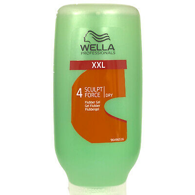 Wella Professional Sculpt Force Flubber Gel XXL 250ml - Ultra Starkes Gel